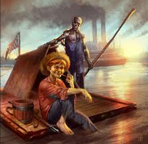 adventure huckleberry finn essay about superstition Free and custom essays at essaypediacom take a look at written paper - superstition in the adventures of huckleberry finn.